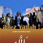Poster for Thorn's film Allez Yallah